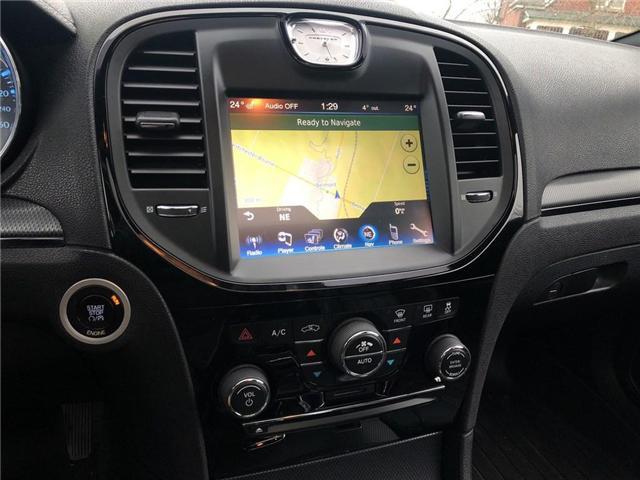 2014 Chrysler 300 S (Stk: 2C3CCA) in Belmont - Image 17 of 18