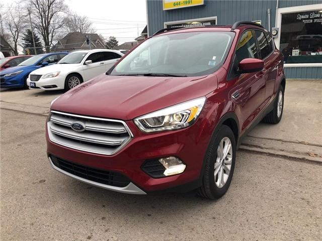 2018 Ford Escape SEL (Stk: 1FMCU9) in Belmont - Image 2 of 19