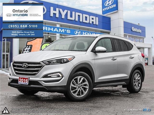 2016 Hyundai Tucson Premium 2.0 / AWD (Stk: 12642K) in Whitby - Image 1 of 27