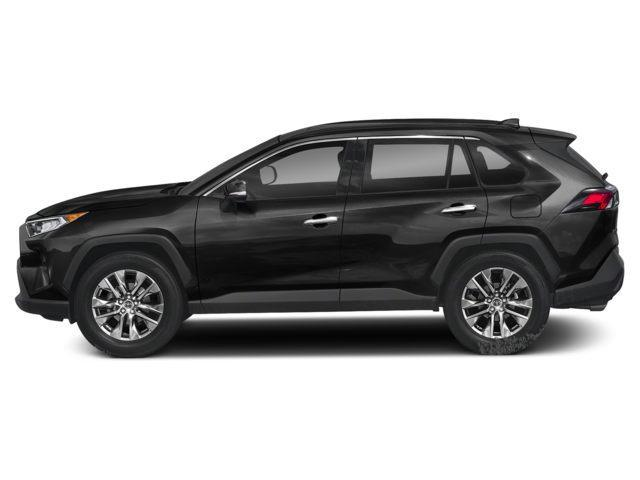 2019 Toyota RAV4 LE (Stk: D190601) in Mississauga - Image 2 of 3
