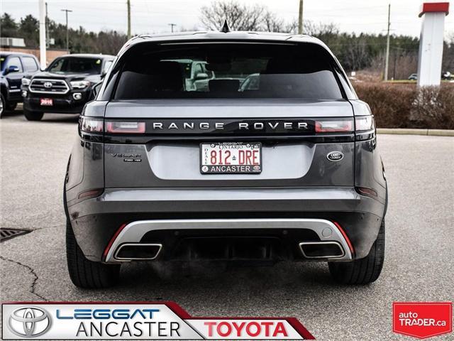 2018 Land Rover Range Rover Velar R-Dynamic HSE (Stk: 3769) in Ancaster - Image 5 of 23