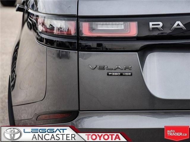 2018 Land Rover Range Rover Velar R-Dynamic HSE (Stk: 3769) in Ancaster - Image 7 of 23