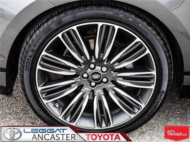 2018 Land Rover Range Rover Velar R-Dynamic HSE (Stk: 3769) in Ancaster - Image 8 of 23