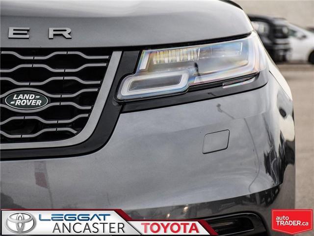 2018 Land Rover Range Rover Velar R-Dynamic HSE (Stk: 3769) in Ancaster - Image 9 of 23