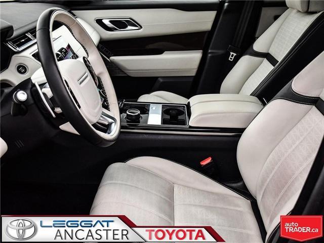 2018 Land Rover Range Rover Velar R-Dynamic HSE (Stk: 3769) in Ancaster - Image 13 of 23