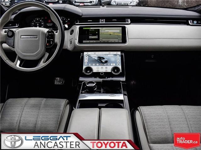2018 Land Rover Range Rover Velar R-Dynamic HSE (Stk: 3769) in Ancaster - Image 18 of 23