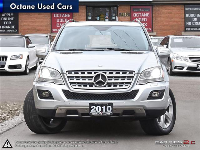 2010 Mercedes-Benz M-Class Base (Stk: ) in Scarborough - Image 2 of 27