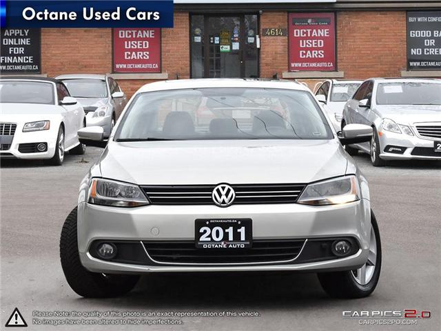 2011 Volkswagen Jetta 2.0 TDI Comfortline (Stk: ) in Scarborough - Image 2 of 27