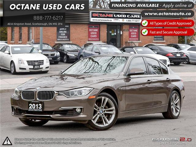 2013 BMW 328i xDrive Classic Line (Stk: ) in Scarborough - Image 1 of 28
