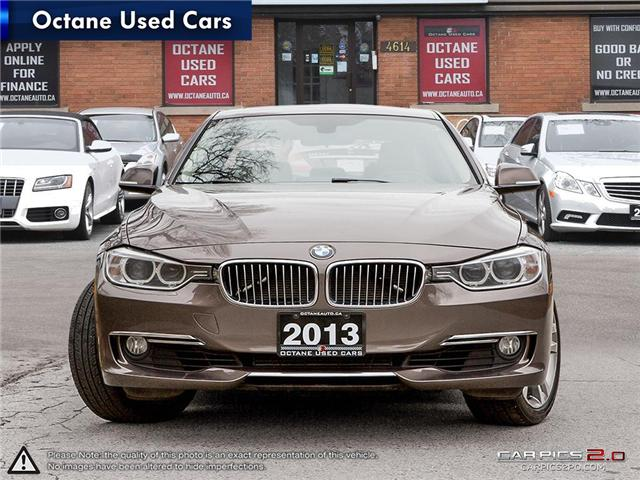 2013 BMW 328i xDrive Classic Line (Stk: ) in Scarborough - Image 2 of 28