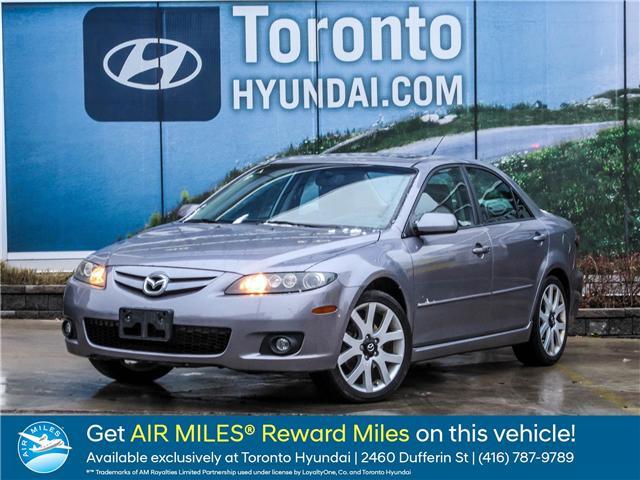 2008 Mazda MAZDA6  (Stk: U06367) in Toronto - Image 1 of 22