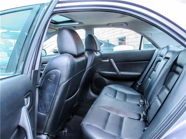 2008 Mazda MAZDA6  (Stk: U06367) in Toronto - Image 9 of 22