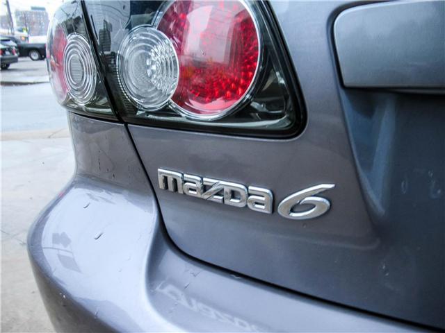 2008 Mazda MAZDA6  (Stk: U06367) in Toronto - Image 14 of 22