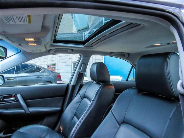 2008 Mazda MAZDA6  (Stk: U06367) in Toronto - Image 17 of 22