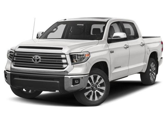 2019 Toyota Tundra SR5 Plus 5.7L V8 (Stk: 19116) in Walkerton - Image 1 of 9