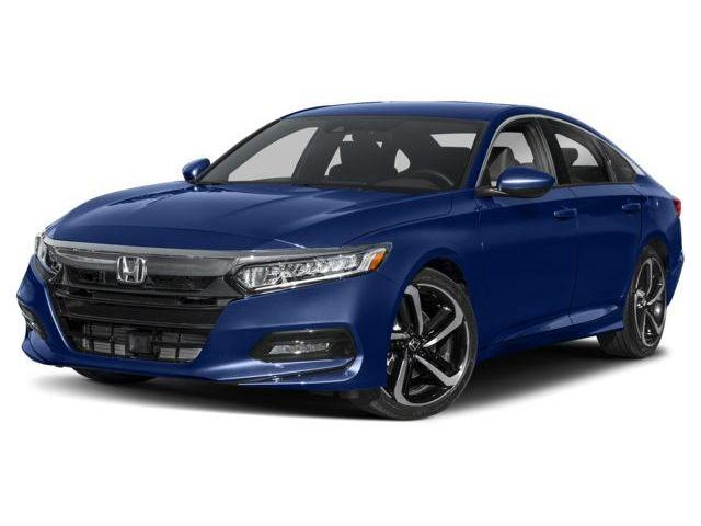 2019 Honda Accord Sport 1.5T (Stk: 315230) in Ottawa - Image 1 of 9