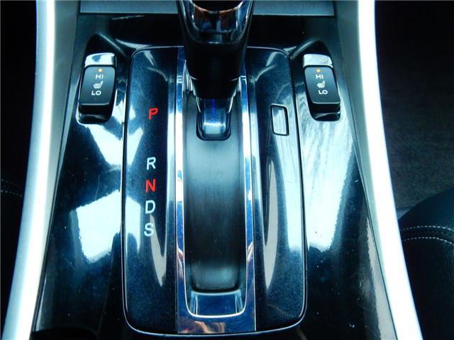 2016 Honda Accord Touring V6 (Stk: 1HGCR3) in Kitchener - Image 19 of 27