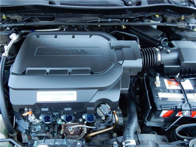 2016 Honda Accord Touring V6 (Stk: 1HGCR3) in Kitchener - Image 26 of 27