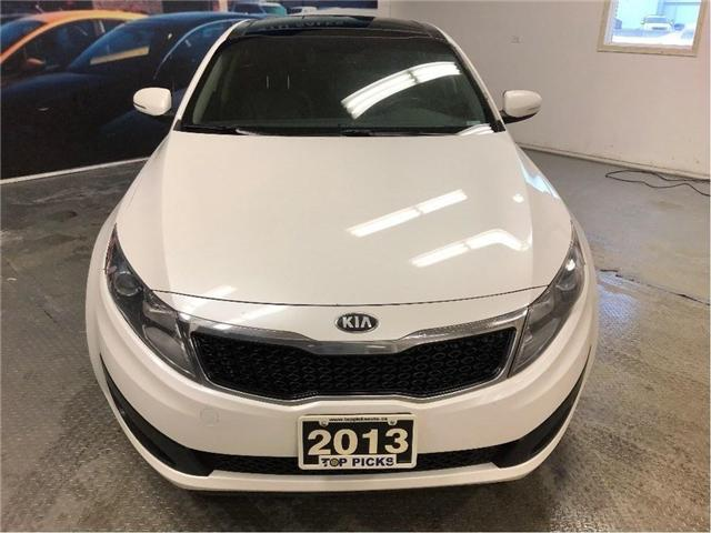 2013 Kia Optima EX Luxury (Stk: 389047) in NORTH BAY - Image 2 of 26