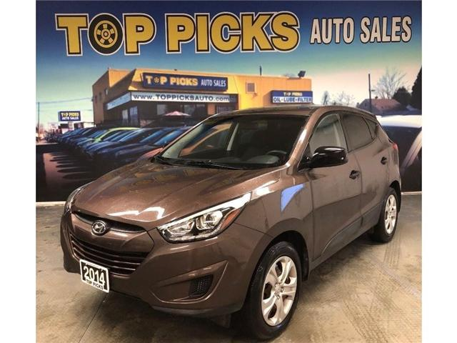 2014 Hyundai Tucson GL (Stk: 834122) in NORTH BAY - Image 1 of 25