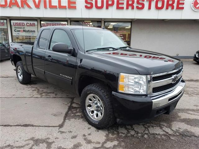2011 Chevrolet Silverado 1500 LS 4X4 | V8 | EXTENDED CAB | GREAT VALUE (Stk: P11681) in Oakville - Image 2 of 23