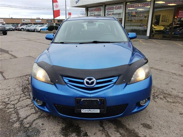 2006 Mazda Mazda3 Sport GS | WHOLE SALE PRICE | AS IS | SPECIAL (Stk: P11455A) in Oakville - Image 2 of 24