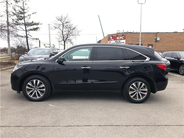 2015 Acura MDX Technology Package (Stk: 503556T) in Brampton - Image 2 of 24