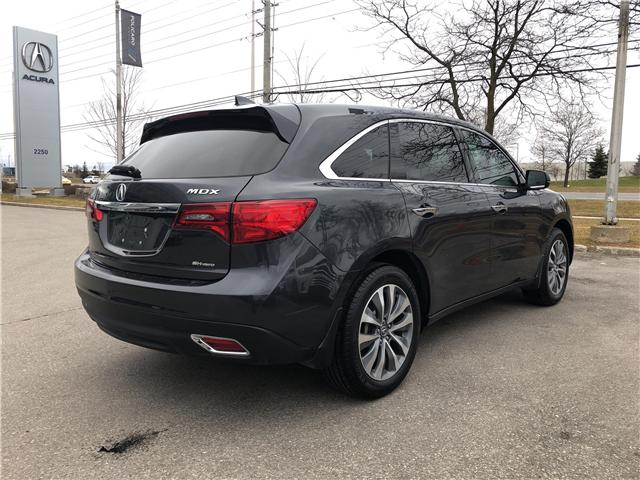 2016 Acura MDX Technology Package (Stk: 507769T) in Brampton - Image 5 of 25