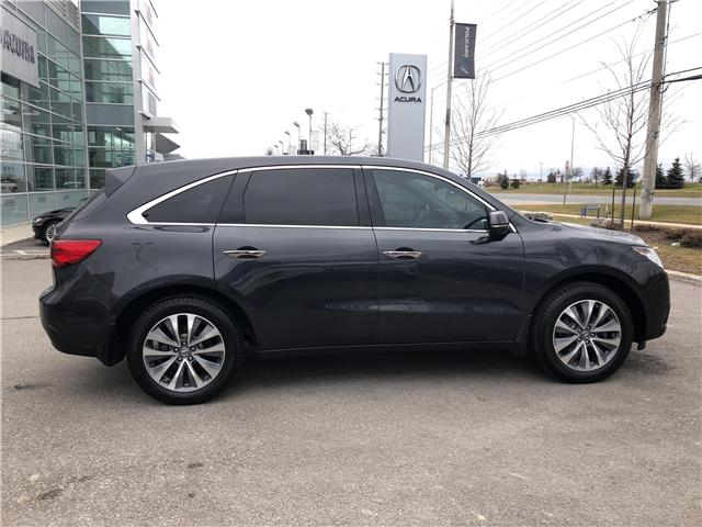 2016 Acura MDX Technology Package (Stk: 507769T) in Brampton - Image 6 of 25