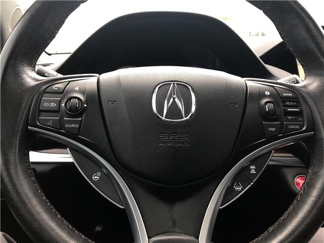 2016 Acura MDX Technology Package (Stk: 507769T) in Brampton - Image 12 of 25