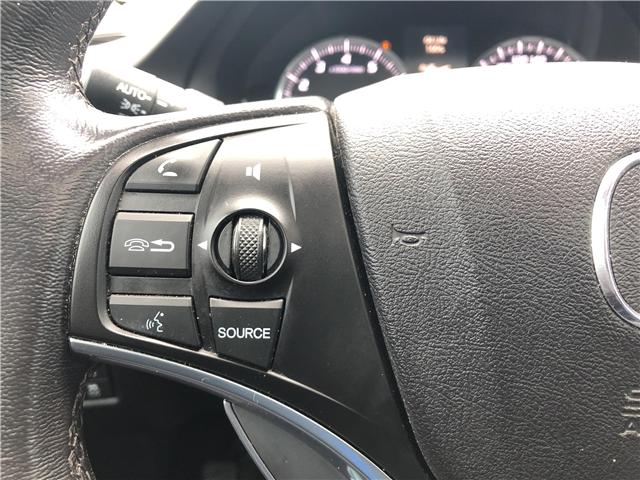 2016 Acura MDX Technology Package (Stk: 507769T) in Brampton - Image 13 of 25