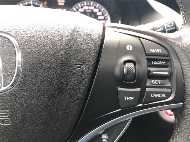 2016 Acura MDX Technology Package (Stk: 507769T) in Brampton - Image 14 of 25