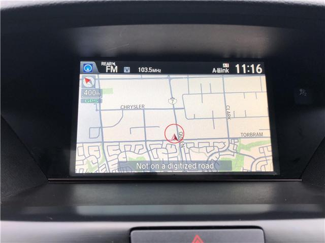 2016 Acura MDX Technology Package (Stk: 507769T) in Brampton - Image 18 of 25
