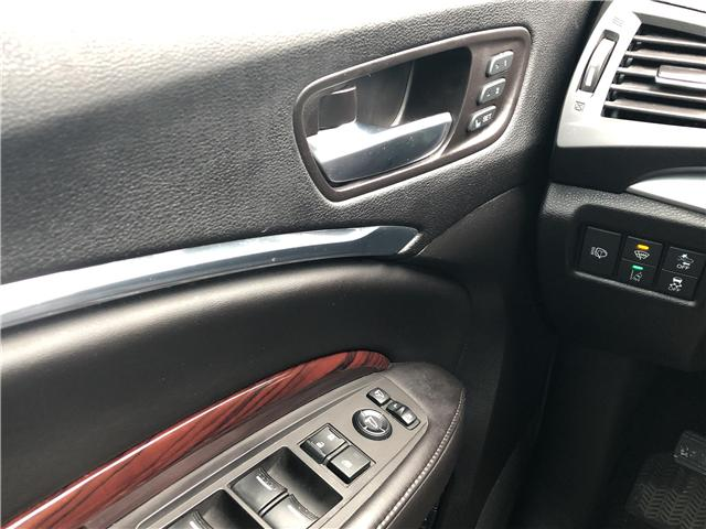 2016 Acura MDX Technology Package (Stk: 507769T) in Brampton - Image 20 of 25