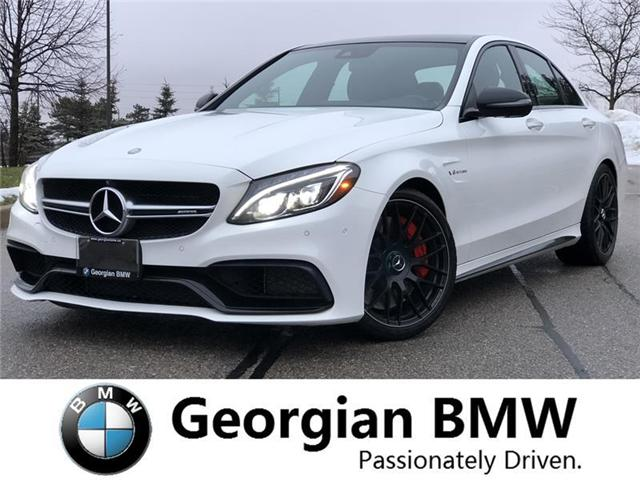 2016 Mercedes-Benz AMG C S (Stk: B19074T1) in Barrie - Image 1 of 21