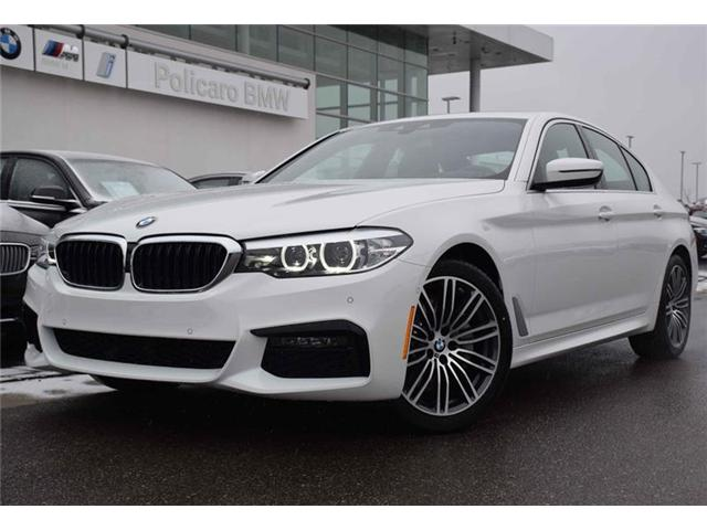 2019 BMW 540i xDrive (Stk: 9W13180) in Brampton - Image 1 of 12