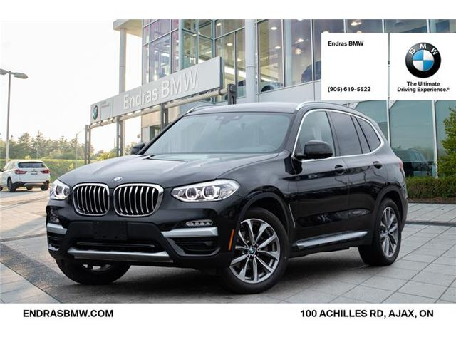 2019 BMW X3 xDrive30i (Stk: 35394A) in Ajax - Image 1 of 22
