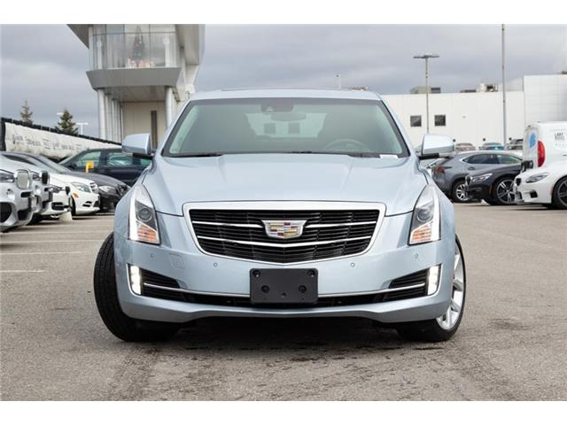2017 Cadillac ATS 3.6L Premium Luxury (Stk: P5596B) in Ajax - Image 2 of 22