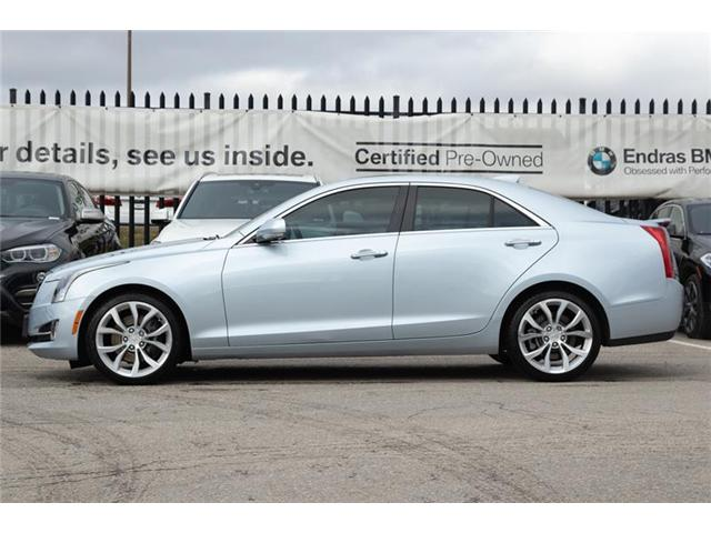 2017 Cadillac ATS 3.6L Premium Luxury (Stk: P5596B) in Ajax - Image 3 of 22