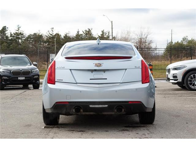 2017 Cadillac ATS 3.6L Premium Luxury (Stk: P5596B) in Ajax - Image 5 of 22