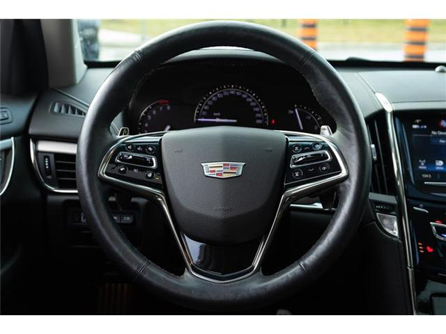 2017 Cadillac ATS 3.6L Premium Luxury (Stk: P5596B) in Ajax - Image 13 of 22
