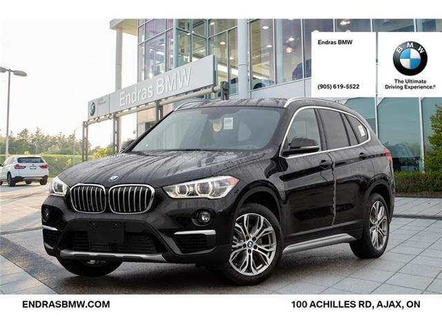 2018 BMW X1 xDrive28i (Stk: 12922) in Ajax - Image 1 of 22