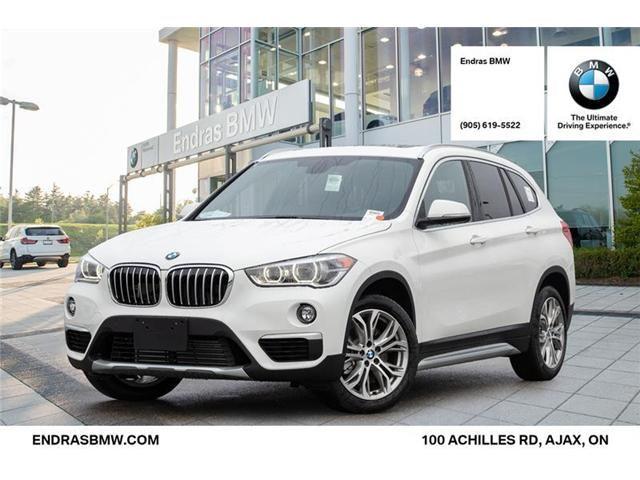2018 BMW X1 xDrive28i (Stk: 12924) in Ajax - Image 1 of 22
