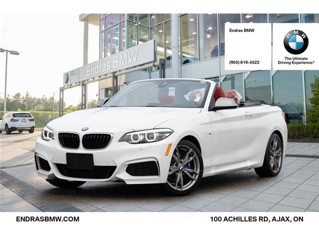 2019 BMW M240i xDrive (Stk: 20349) in Ajax - Image 1 of 20