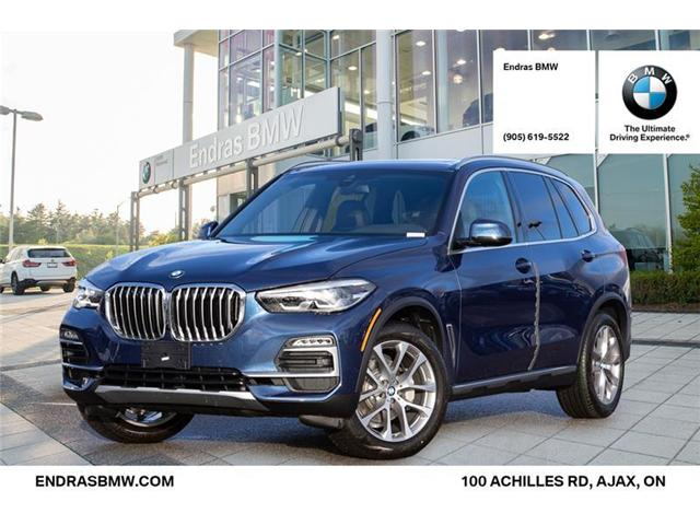 2019 BMW X5 xDrive40i (Stk: 52439) in Ajax - Image 1 of 22