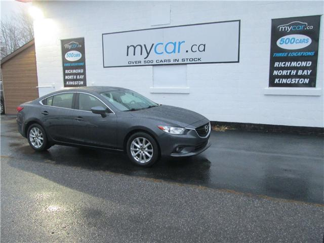 2015 Mazda MAZDA6 GT (Stk: 181941) in North Bay - Image 1 of 14