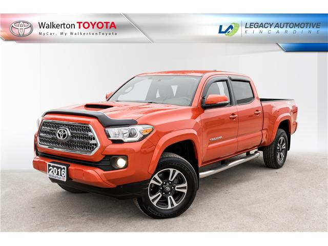 2016 Toyota Tacoma SR5 (Stk: 19088A) in Walkerton - Image 1 of 21
