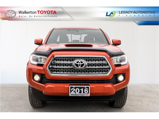 2016 Toyota Tacoma SR5 (Stk: 19088A) in Walkerton - Image 2 of 21