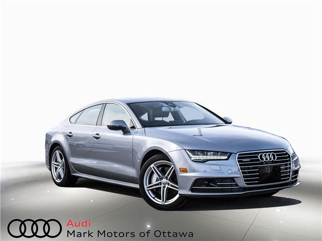 2017 Audi A7 3.0T Technik (Stk: 90127) in Nepean - Image 1 of 24