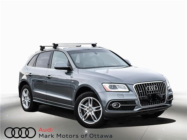 2016 Audi Q5 2.0T Progressiv (Stk: 91470A) in Nepean - Image 1 of 25